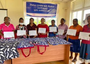 Praja Shakthi Empowers Women's Entrepreneurship