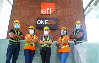 EFL 3PL Sets Sri Lankan Benchmark in Employee Experience - Adaderana Biz  English | Sri Lanka Business News