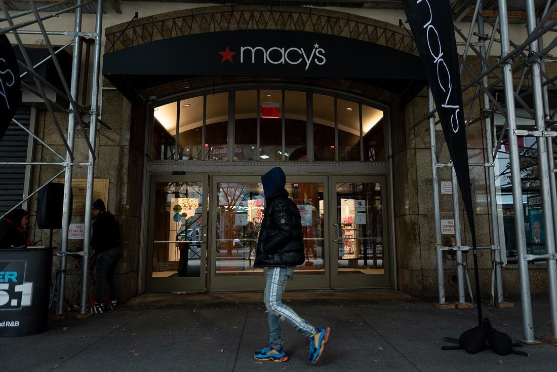 Newly Renovated Macys Opens Downtown BKLYNER