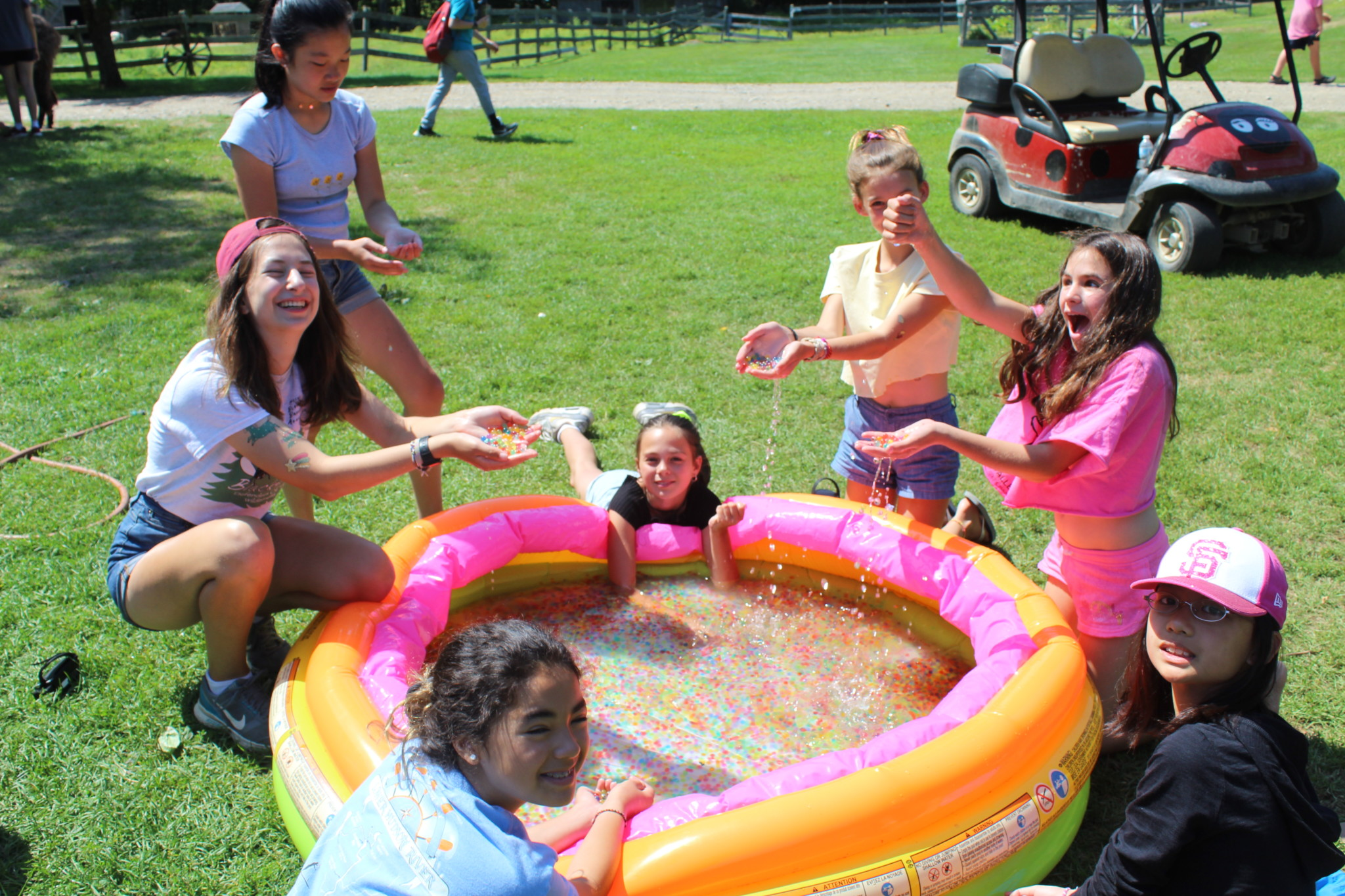 Keep up the camp spirit with some HVC-inspired activities!!