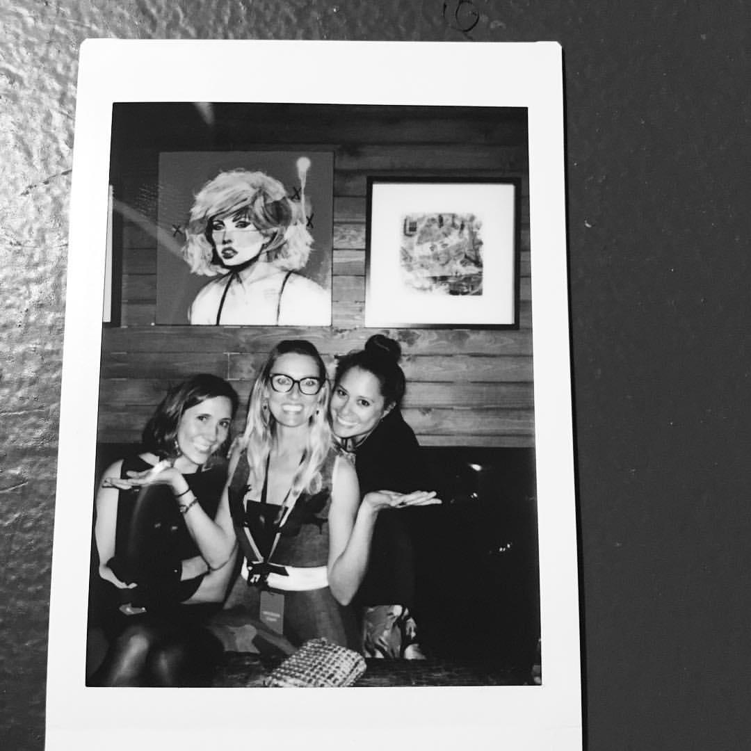 Michaela, Sadie, and Dana.