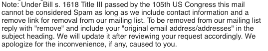 UX of unsubscribe