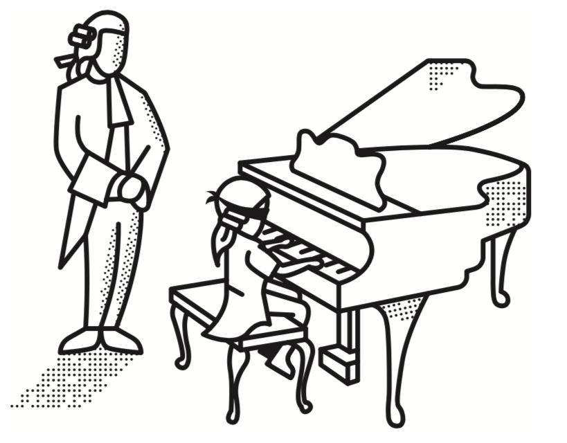 Mozart and creativity