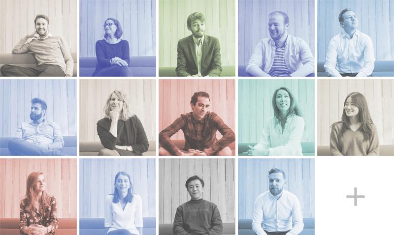 Societe Generale design team