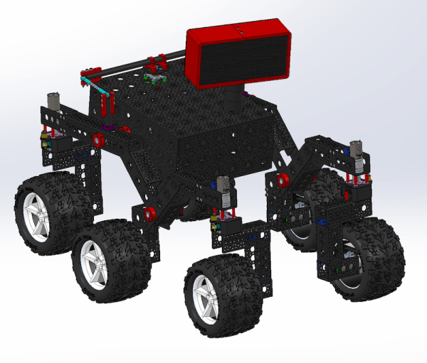 How to build your very own Mars rover | Inside Design Blog