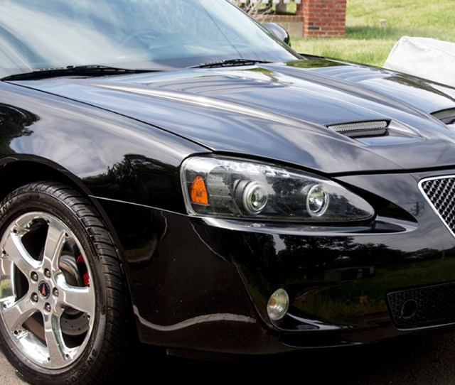 Grand Prix Gxp Inferno Ram Air Hood From Pfyc