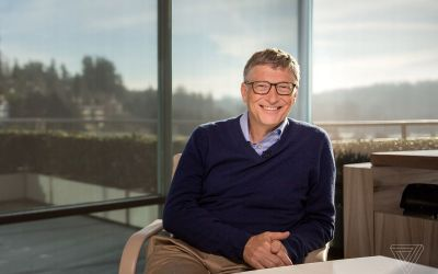 Bill Gates Prediction: 'Next Big Thing'