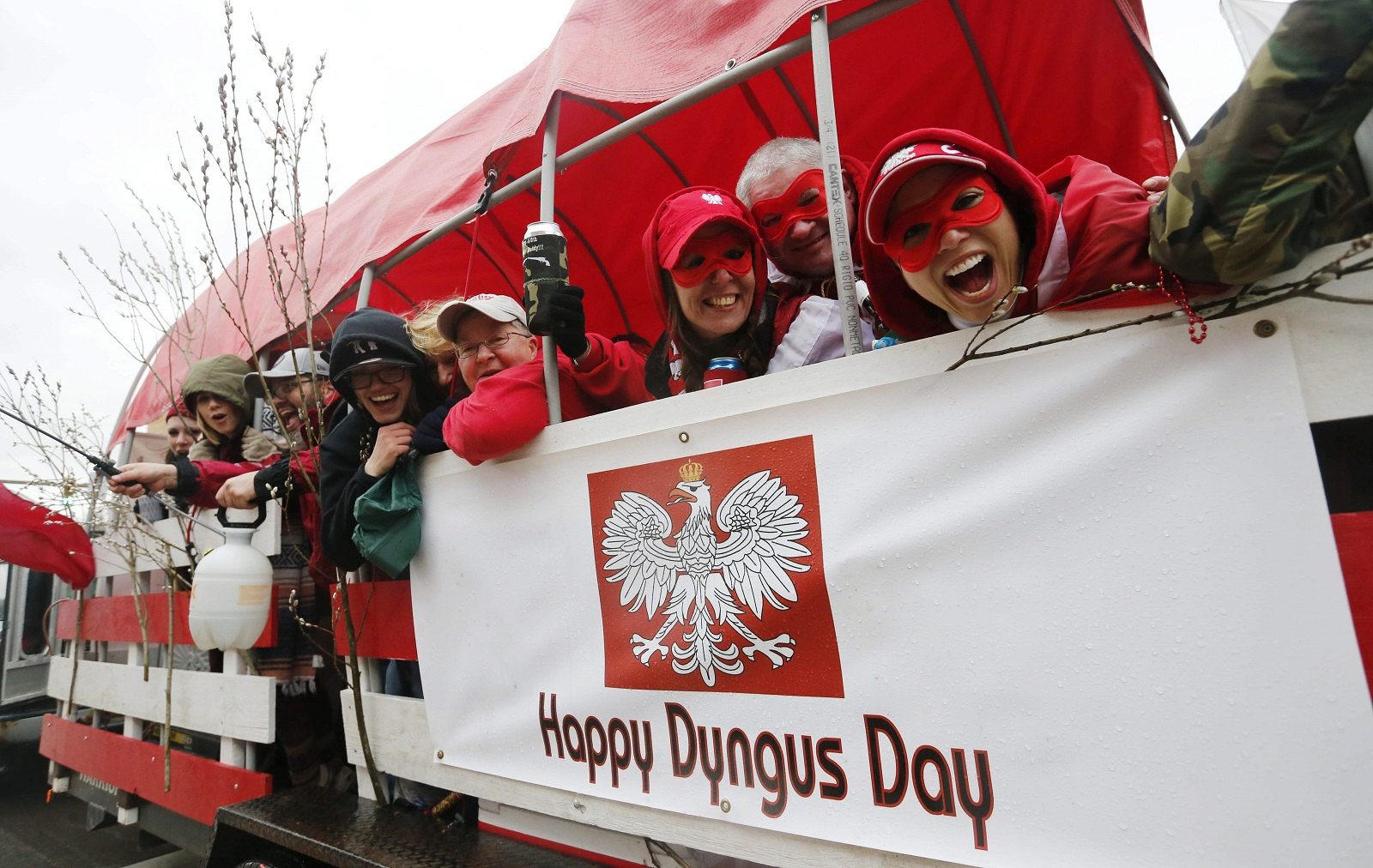 100 Things Dyngus Day A Polish Party For Lents End