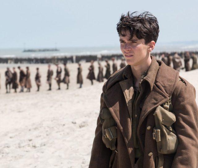 Fionn Whitehead In A Scene From Dunkirk Melinda Sue Gordon Warner