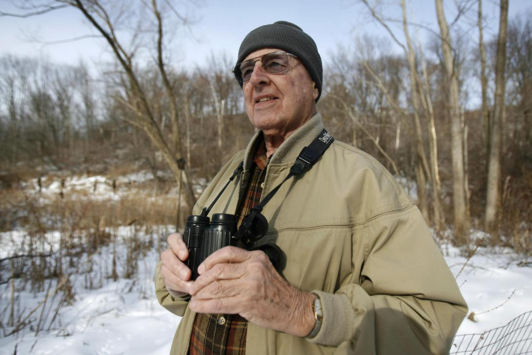 An adventurous job: Dr. Robert F. Andrle, noted ornithologist and conservationist