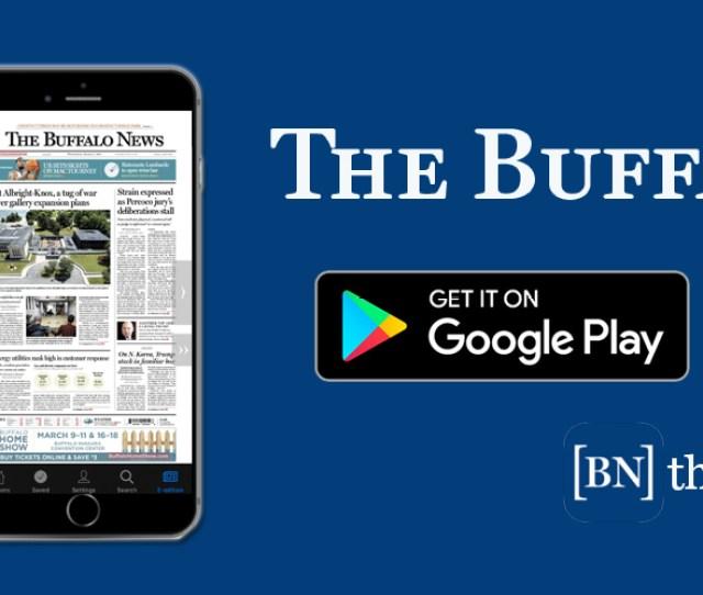 Buffalo News Launches New Android App Updates Ios App The Buffalo News