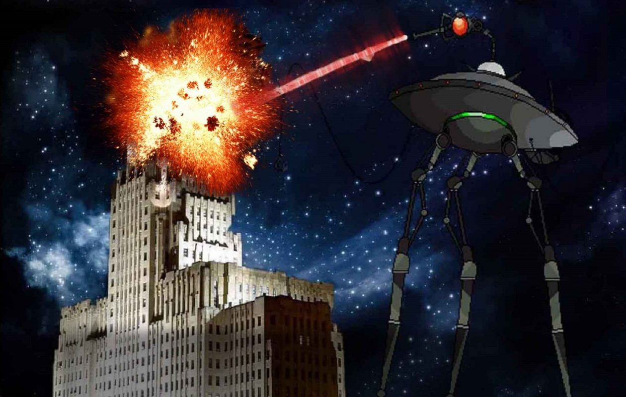 Documentary On Wkbw Radio S Classic War Of The Worlds To