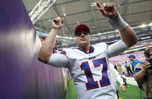 Bills won't give Josh Allen lighter game-plan load for ...