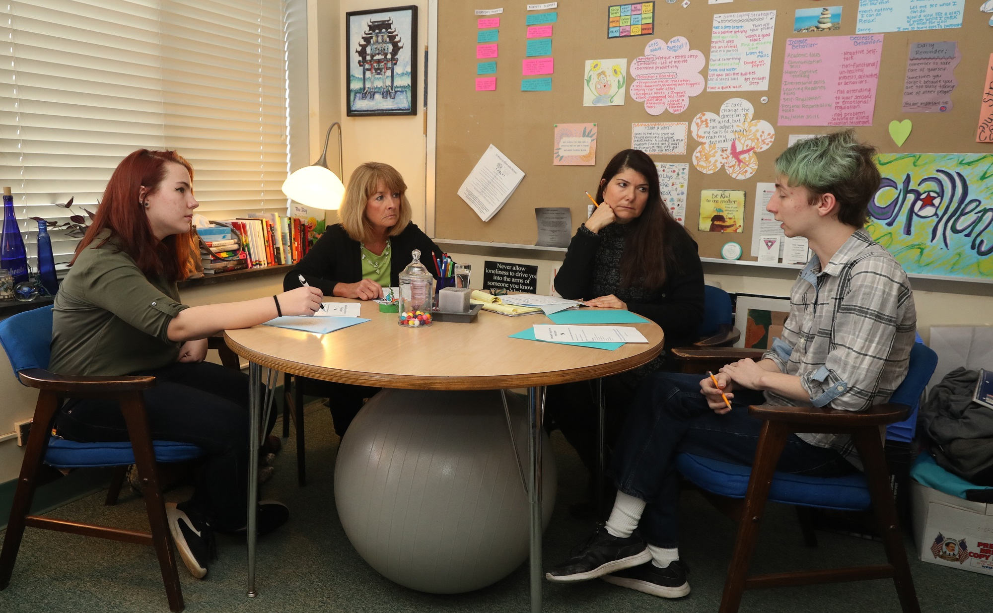 Challenges Grow For School Social Workers Still It S All