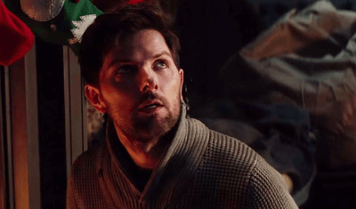 Adam Scott stars in festive horror-comedy Krampus