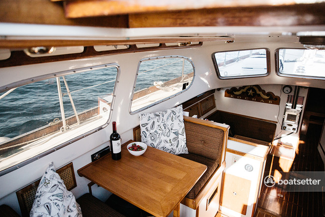 Rent A 1965 44 Ft Pearson Countess Standard In Bainbridge