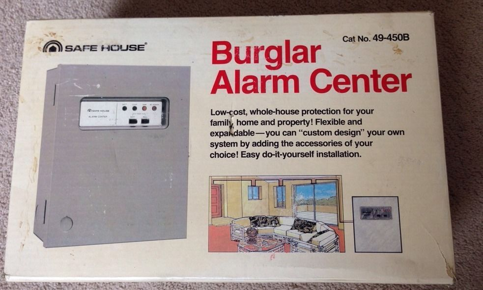 Image Result For House Alarms