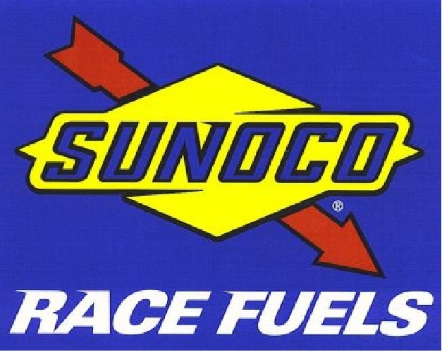 Sunoco Racing Decal Stickers New Set Of 2 Stickers