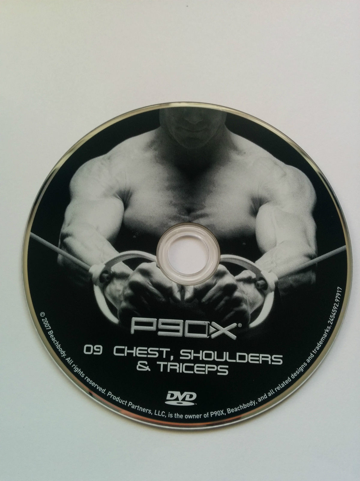 Used P90x Dvd Set Used For Sale