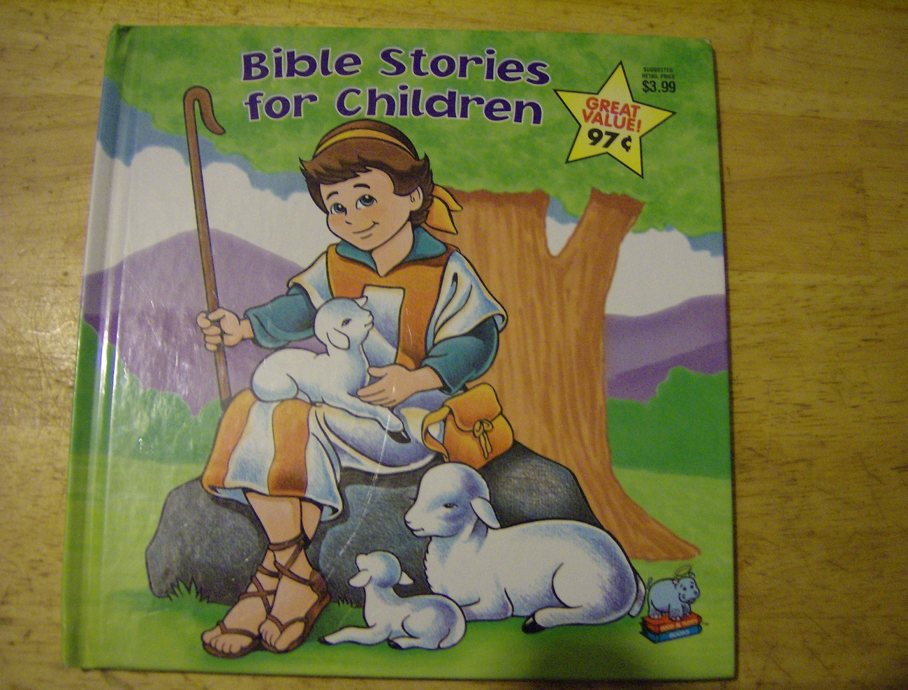 Bible Stories For Children 3 Books In All