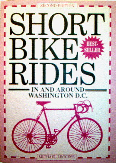 Short Bike Rides in and around Washington DC