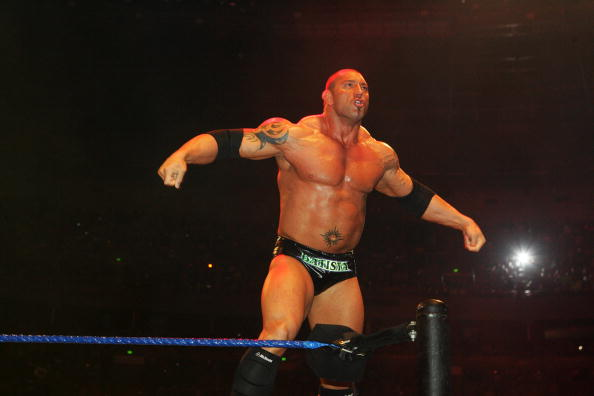 2008 World Champion Heavyweight Batista