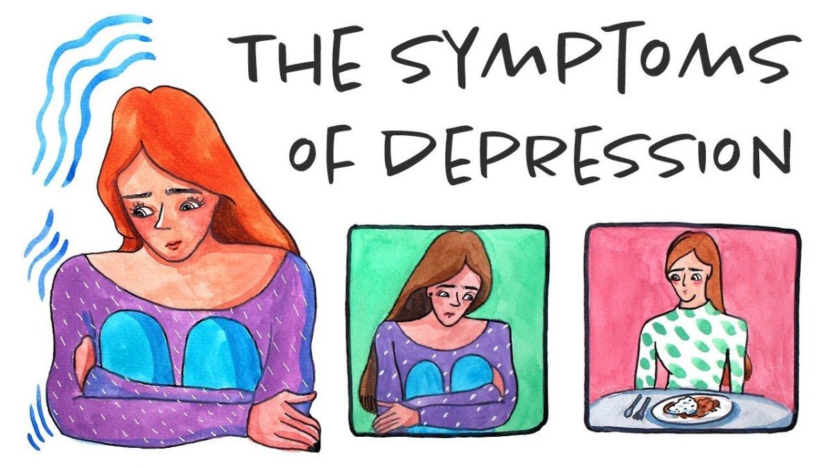 The symptoms of depression - Breast Cancer Daily