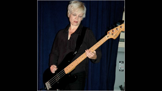 Lorna Doom, bass player for the Germs, has died – buzzbands la
