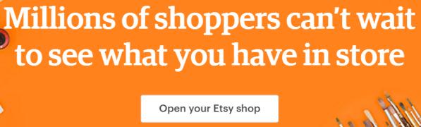 Etsy Seller Application