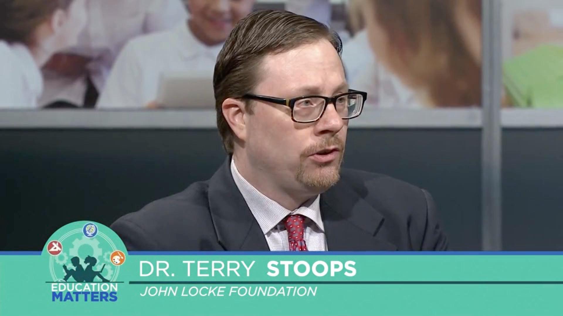 Jlf S Terry Stoops Touts Benefits Of School Calendar Flexibility