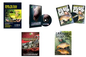 Carp fishing dvds