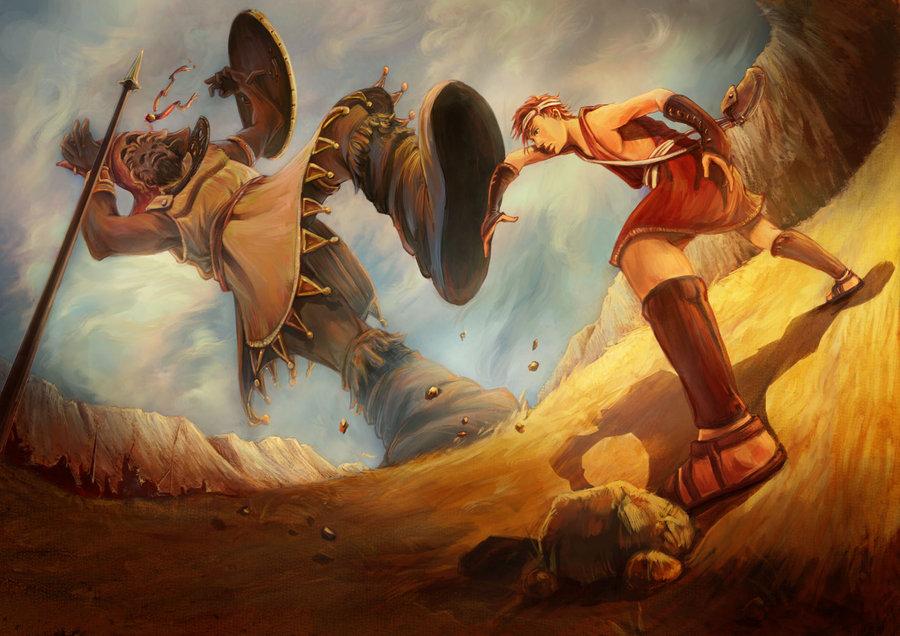 STREAM The David And Goliath Challenge Catholic