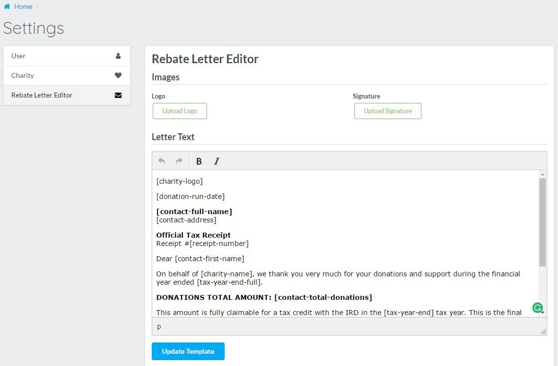 24/09/2021· non profit donation receipt letter template. Receipt Letter Layout Design Donation Manager Charitable Trust