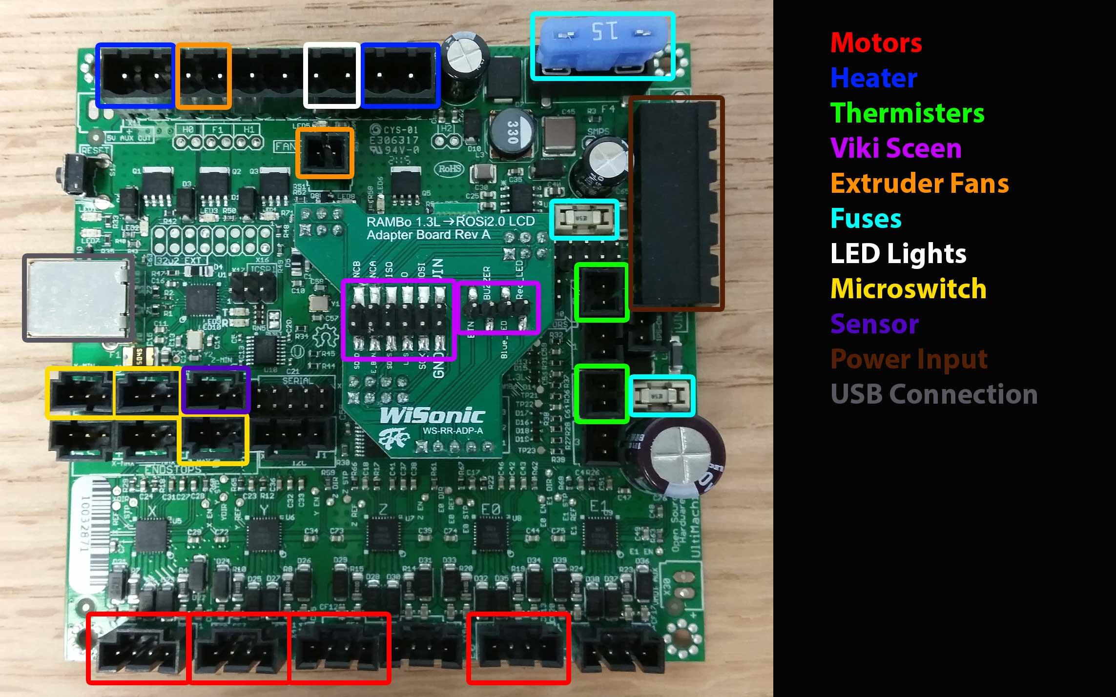 Circuit Board Wiring Diagram | Wiring Diagram