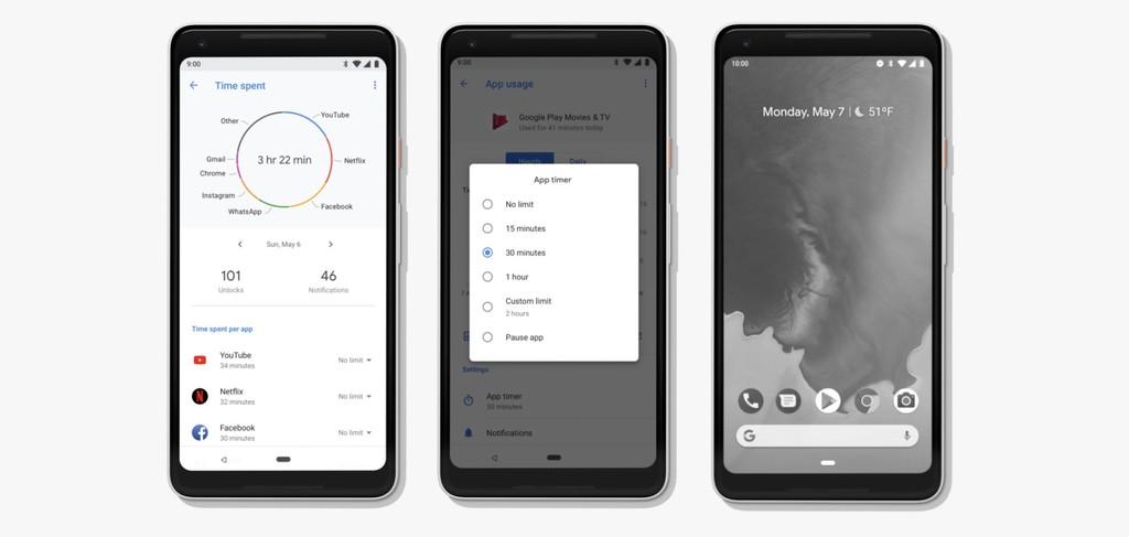 Así funciona Android P, la nueva versión del sistema operativo líder en mobile
