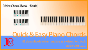 learning piano chords and piano support