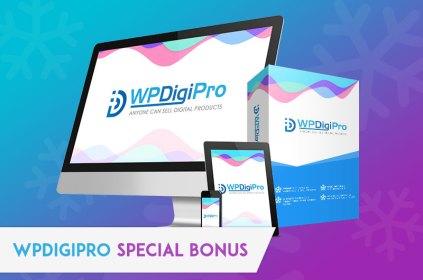 WPDigiPro bonus