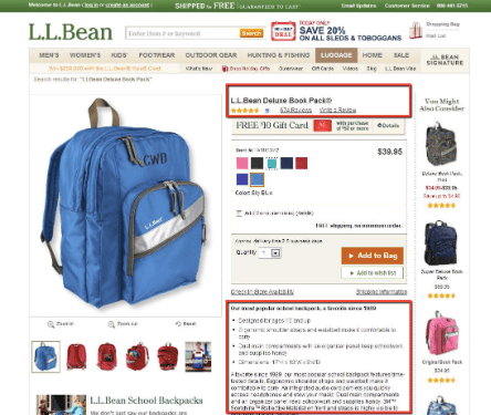 why-users-leave-a-website-ll-bean