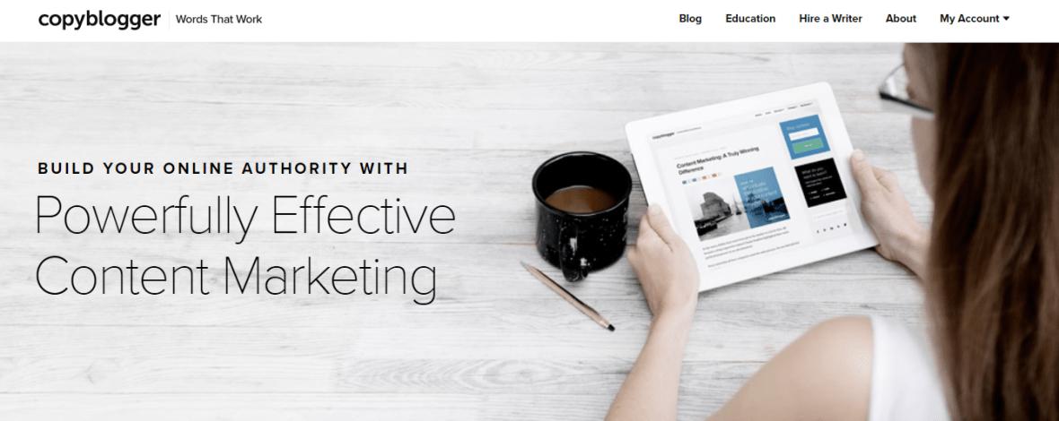 best-homepage-copyblogger