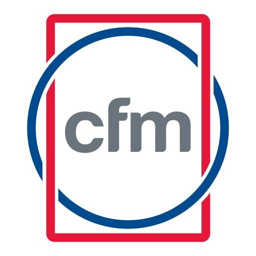 Image result for cfm international logo
