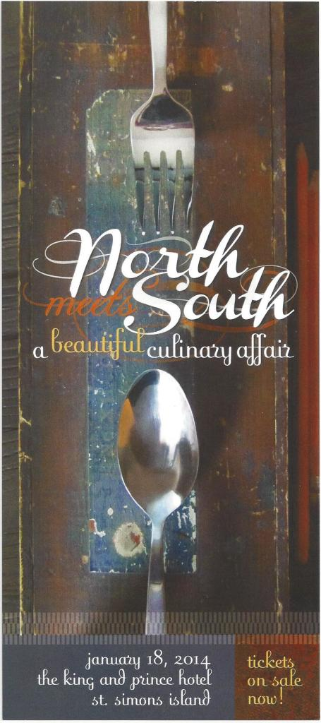 North Meets South Culinary Event - Chef Darin Sehnert, Chef Alain Bosse