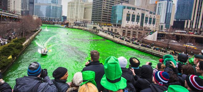 Image result for chicago green river