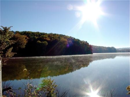 blue-skies-over-lake