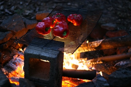 Fire_roasting_red_peppers