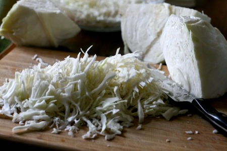 slicing_cabbage_for_sauerkraut