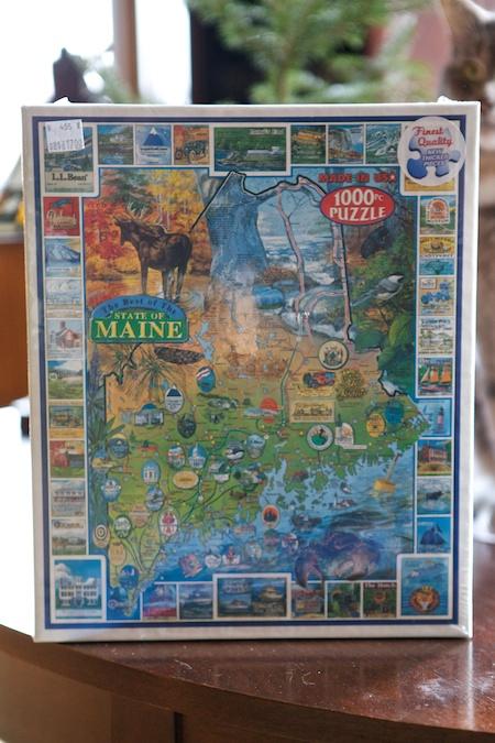 Maine Puzzle 4