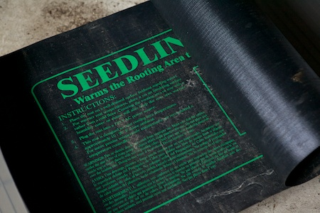 Seedling heating mat 1