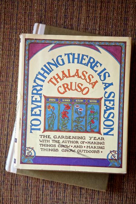 vintage gardening books 3