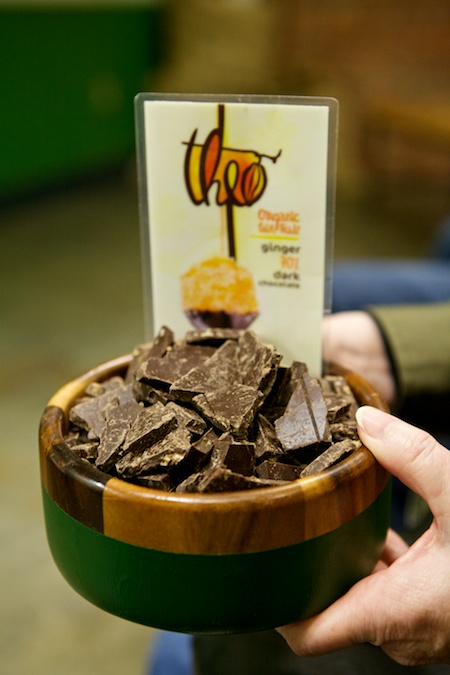 Theo Chocolate tour 2