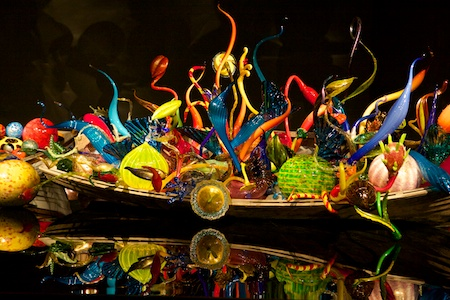 Chihuly Glass Exhibit Seattle 9